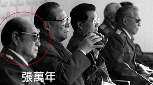 江泽民迟浩田交手,江绵康进不去总参的内幕曝光