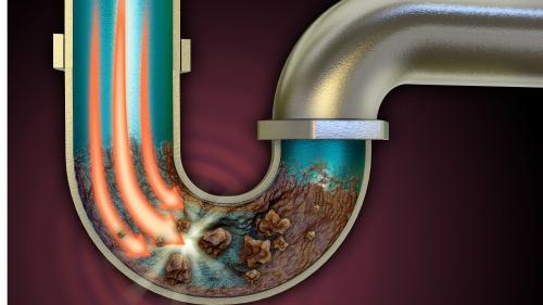 水管堵塞怎麼辦?7招讓你輕鬆解決 圖 水管 堵塞 解決 廚餘 沉積 凝固 生活妙博士 看中國网