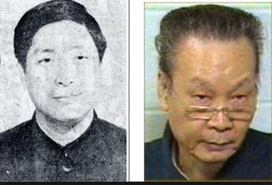 中共高級特工、國安部處長俞強聲(左)投奔美國一個月後,潛伏在美國中情局裡30多年的中共王牌間諜金無怠(右)被捕。