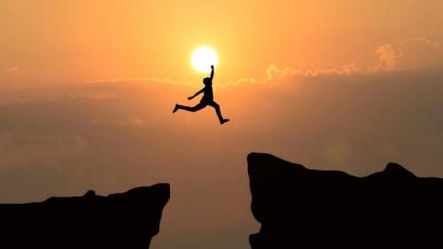 即使事情并不如你所愿,也不要灰心或者放弃。