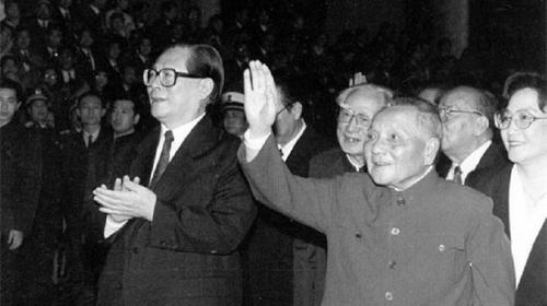 邓小平:共产党对人民犯罪 必须还债(图)