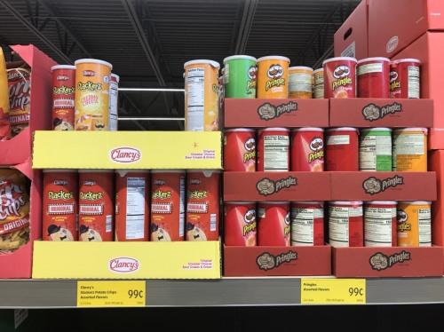 美国超市食品价格