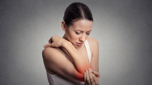 痛风疼痛难忍 坚持5点尿酸就能被压住(图)