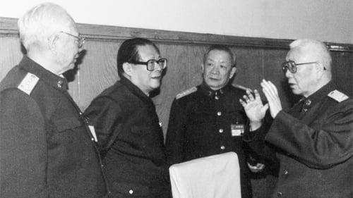劝江泽民发动台海战争的两个人如何沦为阶下囚?(组图)