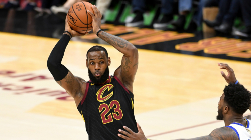 詹姆斯(LeBron James)