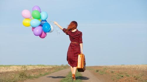 不要放弃梦想,永远保持年轻的心态。