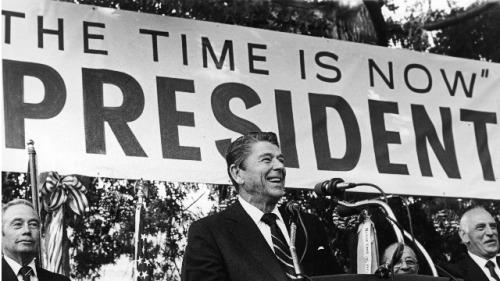 里根总统当年为何未能恢复美台外交关系?(图)