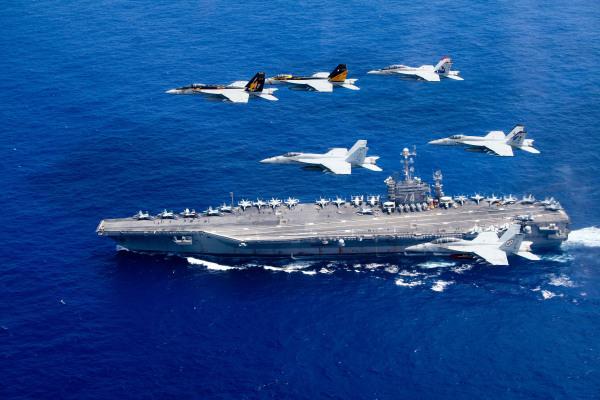 美印太战略抗衡中国 美智库:台湾是助力(图)