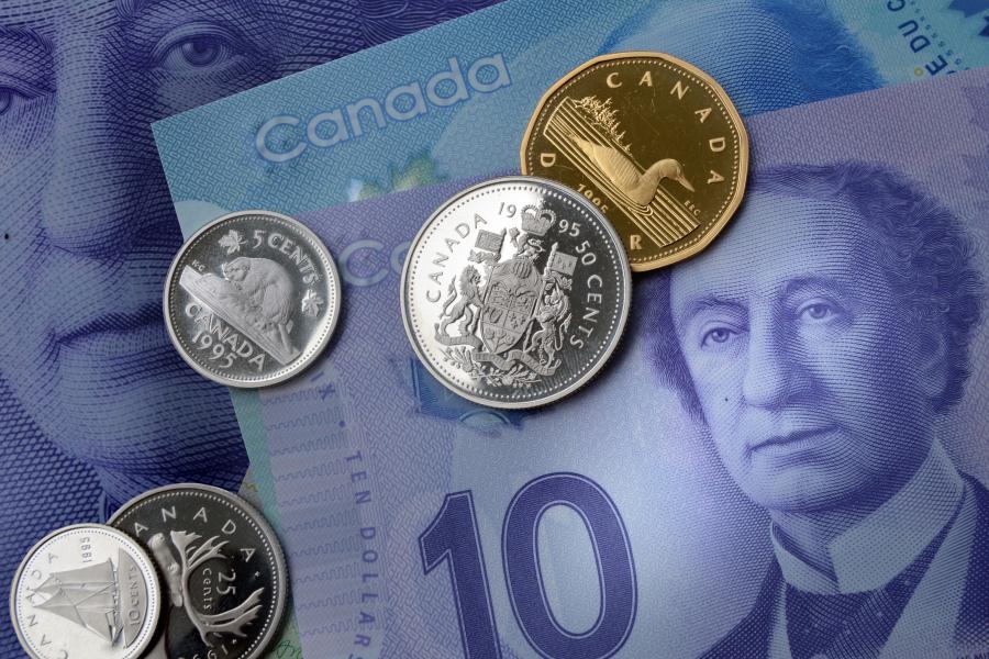 加拿大:不能随便使用硬币。
