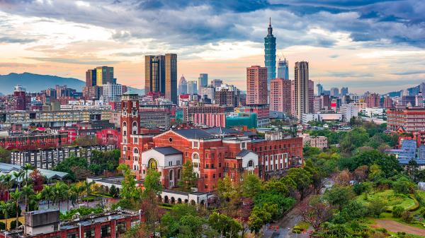 世界自由度評比 台灣獲 93 分續列自由國家(圖)