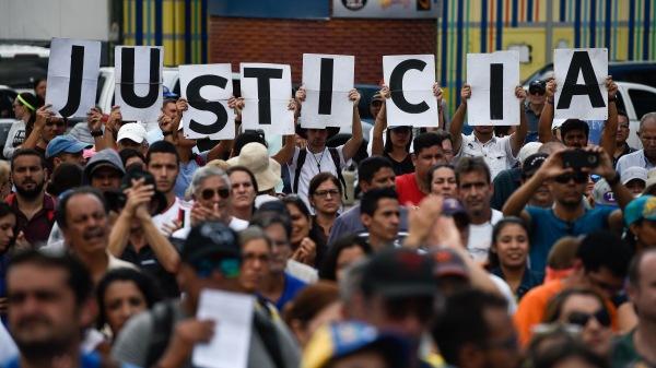 """谁会是下一个""""委内瑞拉""""(图)"""