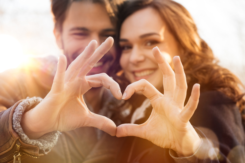 你内心最在乎的是爱人爱情,你可以和爱人同生共死。