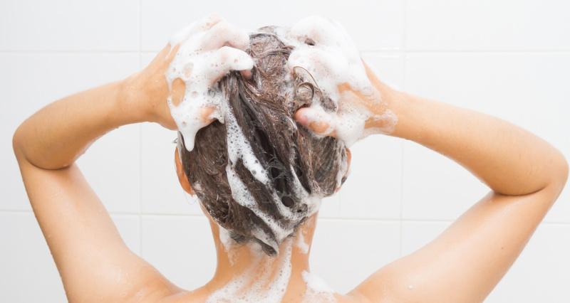 三天后再洗发唷,颜色和卷度才能维持的好。