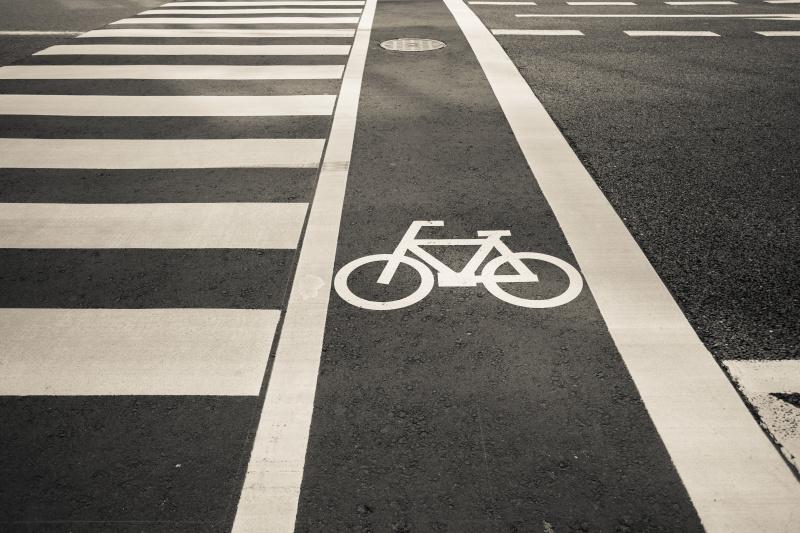 德国人非常热爱骑脚踏车。