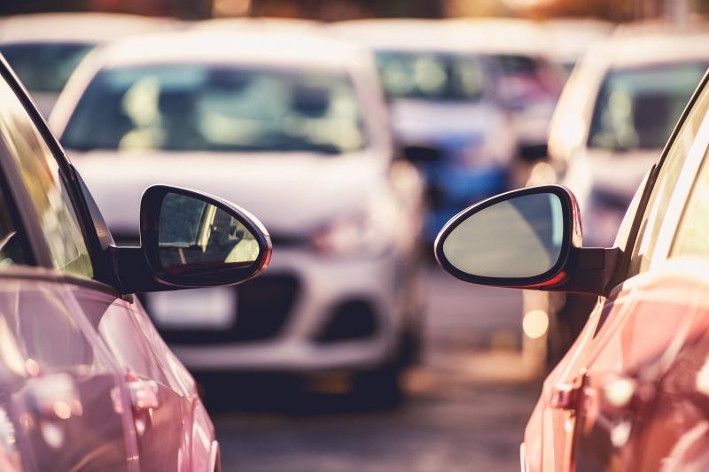 女性专属停车位是德国政府保护女性驾驶的贴心政策。