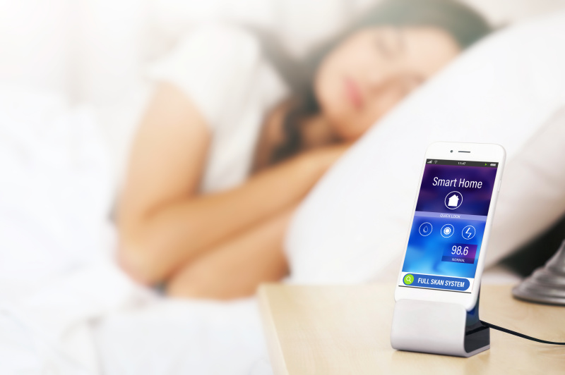 睡觉免关机,不用纠结辐射问题。