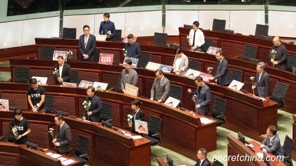 反送中效应 港区议会选情空前激烈(图)