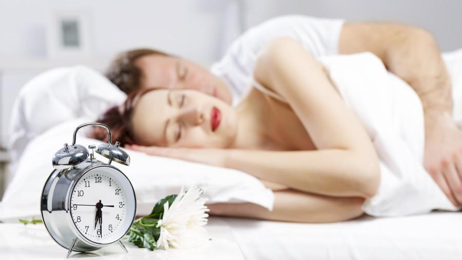 你的睡姿反映了你的性格。