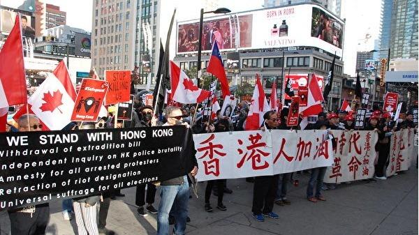加拿大到了危险时刻 言论自由受到威胁(图)