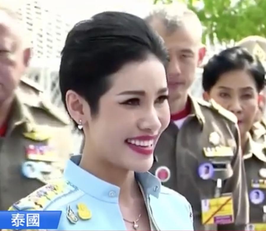 泰国王妃传出已死 上位仅86天就被废掉的她到底经历了什么?