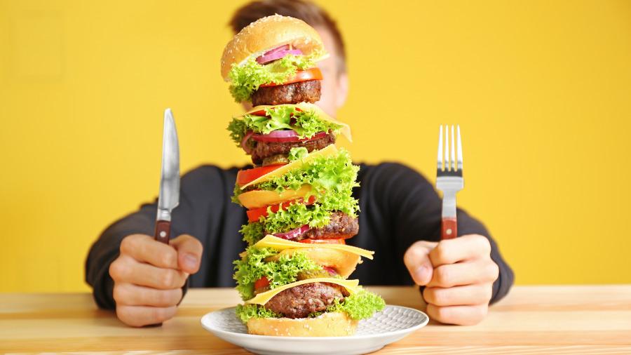 最強大胃王,木頭石頭活物都吃死後誰也不敢碰。