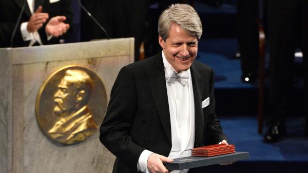 2013年诺贝尔奖经济学得主罗伯特-席勒(Robert Shiller)