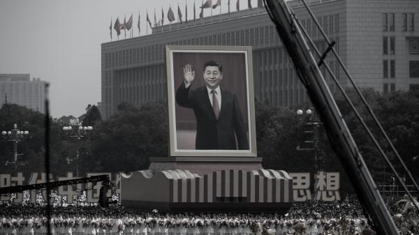 中共篡政七十年凸显末日疯狂(图)