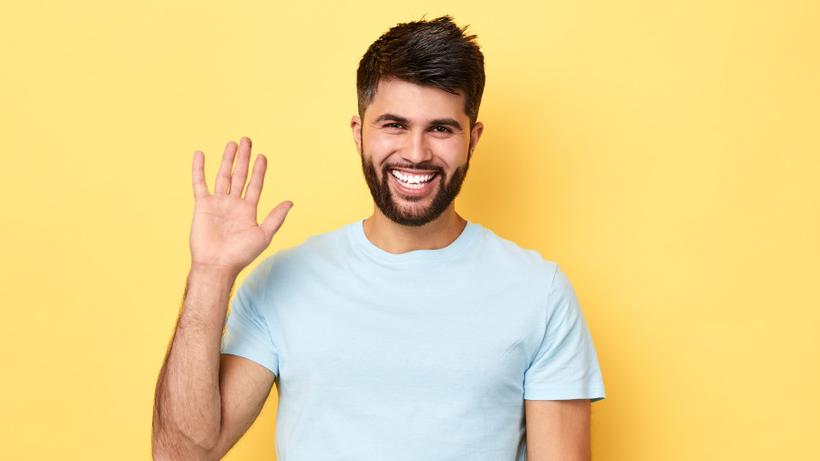 五个手指透露了你是一个什么样的人 。