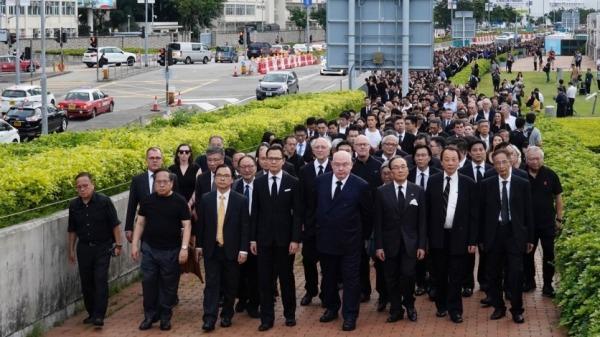 继驳韩正后 港大律师公会再驳全国人大法工委(图)