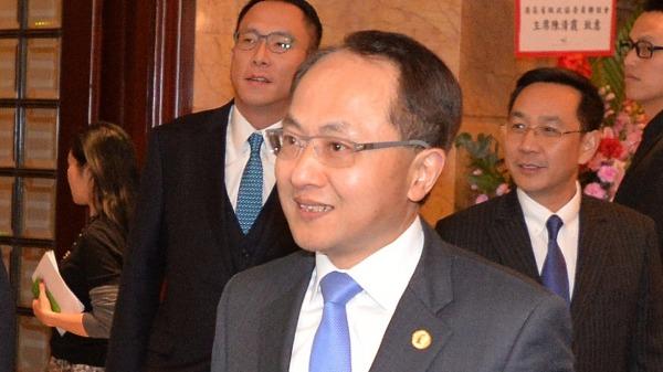 前任香港中聯辦主任王志民