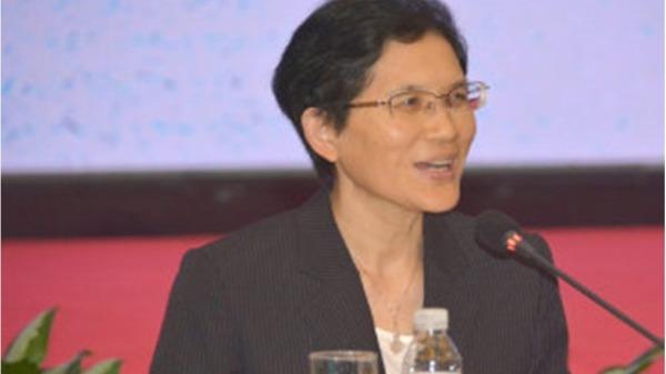 """海南省高级法院副院长张家慧被举报""""身家200亿""""的女法官获刑18年"""