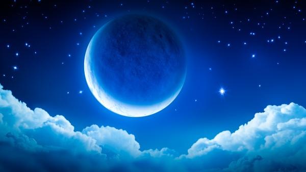 遥视功能者发现月球上有人形生物。