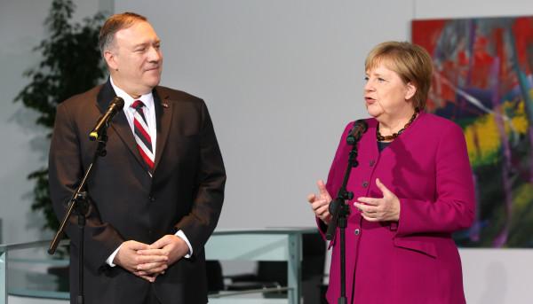 柏林墙倒塌30周年 一些西方领袖未出席(图)