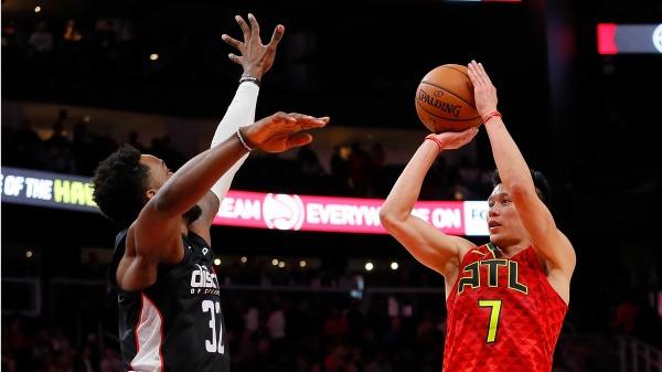 林書豪真正的第一志願應該還是能回到NBA賽場,以他目前的年紀,應該還有機會一搏