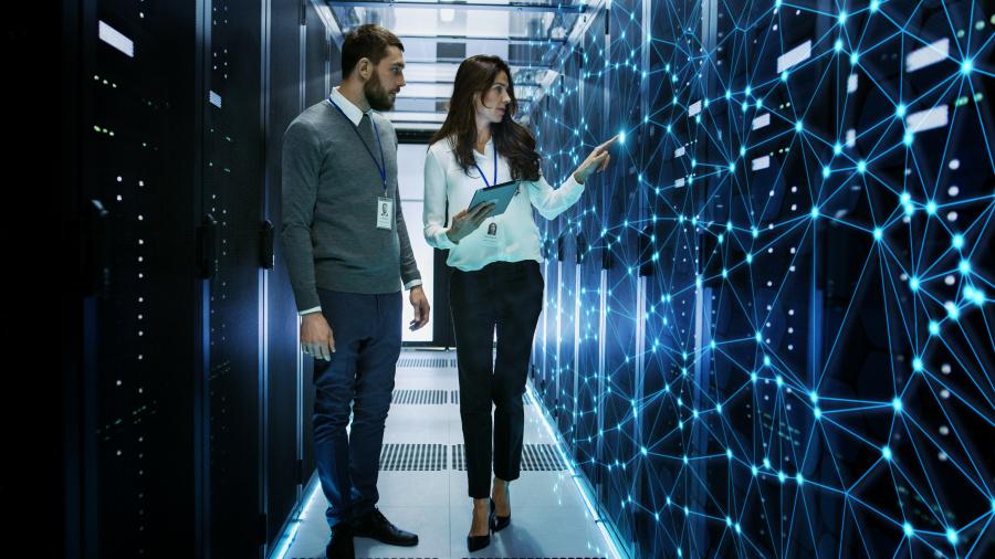 未来人工智能(AI)会进一步缩减人们的工作机会,最终导致社会动荡。