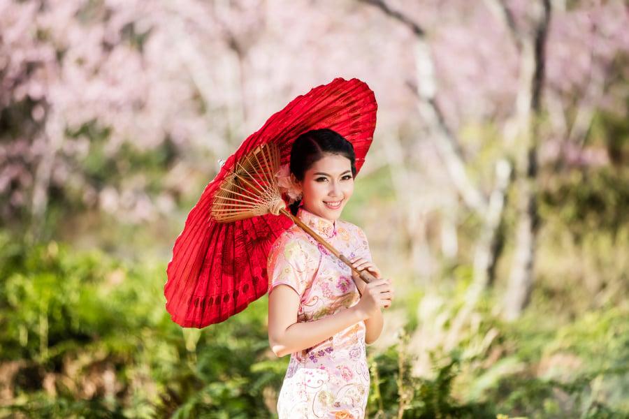 属龙的女人是非常有气质的,总会散发着无限的魅力。