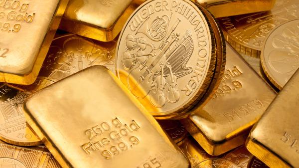 鈔票 黃金 央行