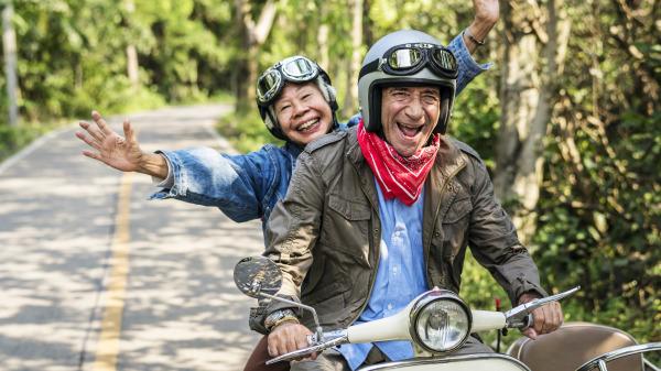 要如何才能成為一流老人呢?瞭解自己內心的想法和快樂。