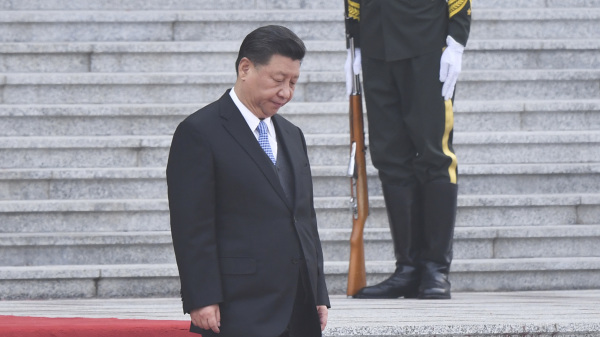 """川习会北京牌难打 政治局常委会有""""投降派""""(图)"""