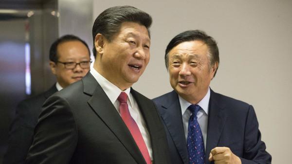 最近党国针对华为的舆论管控出现异常。