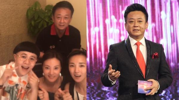央视主持人刘纯燕晒出与主持人刘芳菲、管彤及朱军等人一起聚餐的影片。影片中的朱军暴瘦,眼窝深陷,老态尽显。