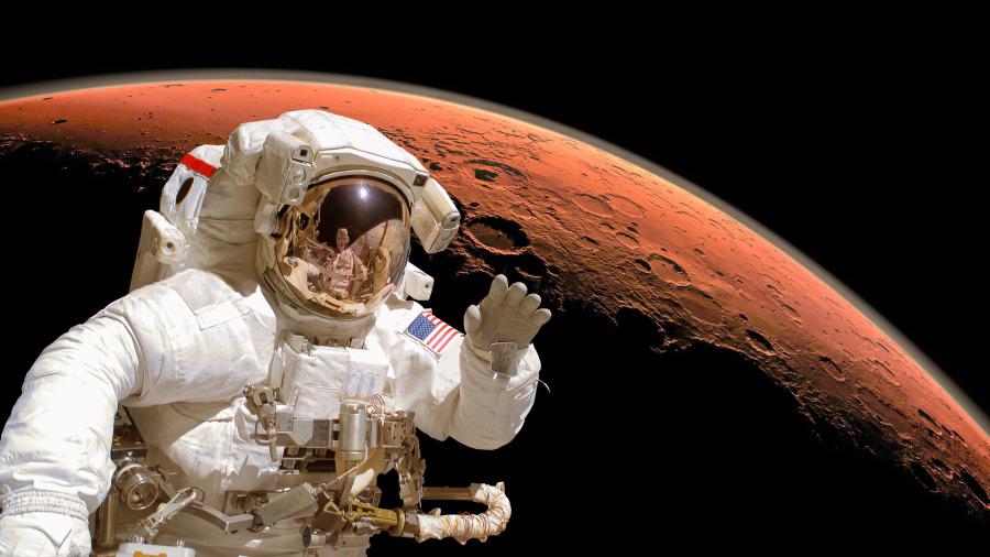 因这原因,航天局说现不可能把人送上火星。