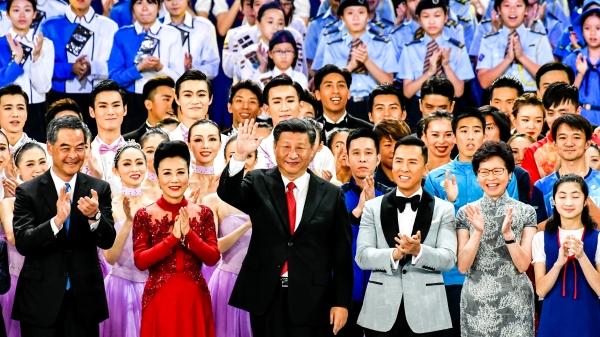 对反腐无望 称赞香港模式 中共总书记的悲哀(图)