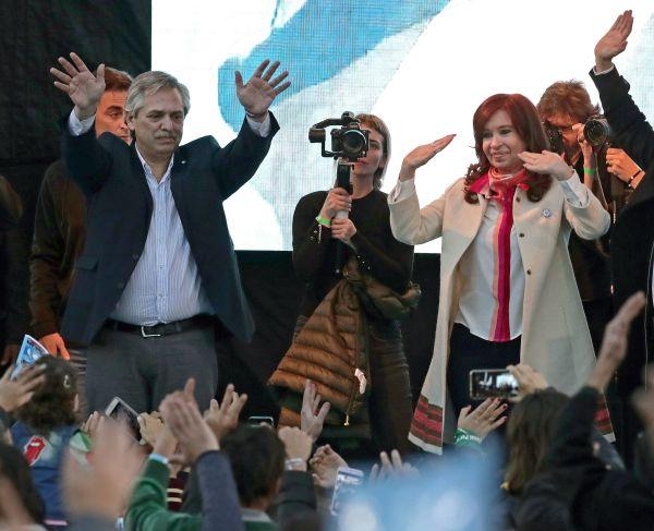 那个女人要回来 阿根廷又要开始哭泣?(图)