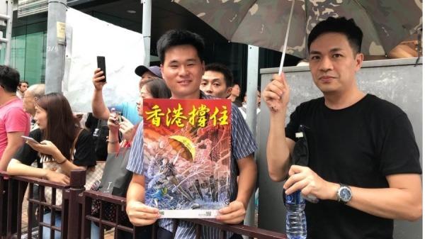 如此之后 香港问一句大陆∶你情何以堪!(图)