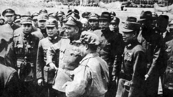 1949年 白崇禧与程潜最后一次斗法(组图)