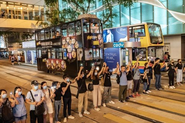 我们的香港之路(组图)