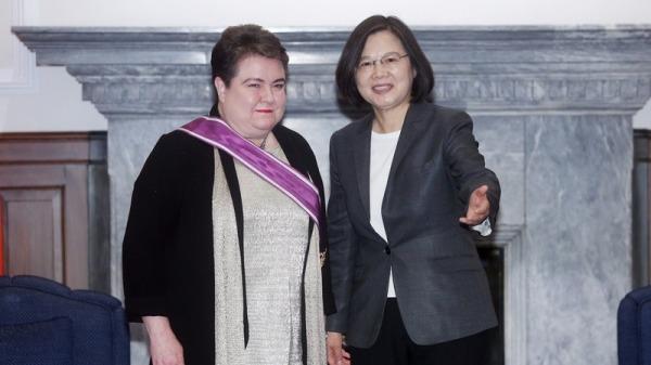 欧洲经贸办事处长将卸任 最想念台湾人民(图)