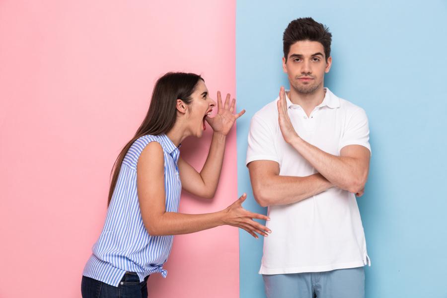 为什么吵架后,有些人会选择保持沉默?