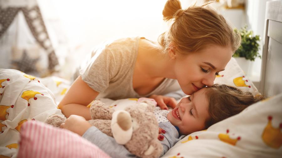 女兒又開口叫了她一聲「媽媽?」,下一秒她居然聽到女兒微弱地說出「我原諒你!」